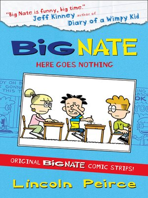 cover image of Big Nate Compilation 2