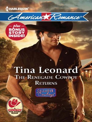 cover image of The Renegade Cowboy Returns