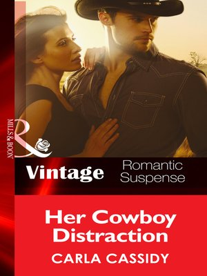 cover image of Her Cowboy Distraction