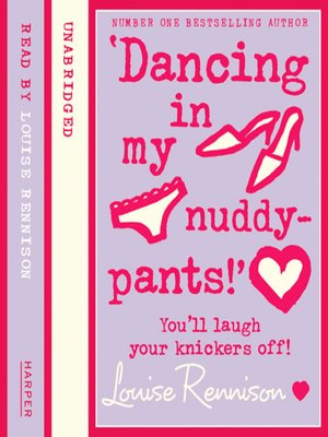 cover image of Dancing In My Nuddy Pants!