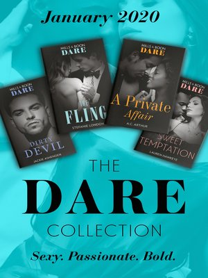 cover image of The Dare Collection January 2020
