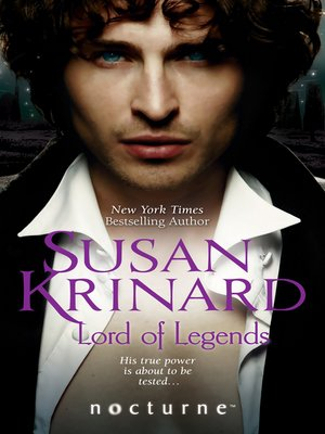 cover image of Lord of Legends