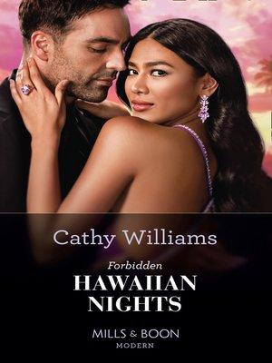 cover image of Forbidden Hawaiian Nights