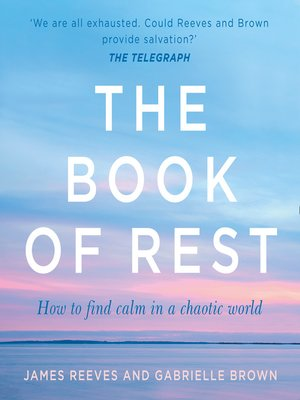 cover image of The Book of Rest