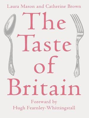 cover image of The Taste of Britain