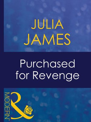 cover image of Purchased for Revenge