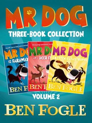 cover image of Mr Dog Animal Adventures, Volume 2