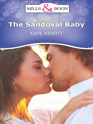 cover image of The Sandoval Baby