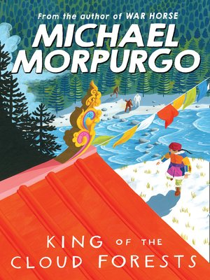 cover image of King of the Cloud Forests
