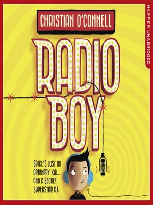 cover image of Radio Boy