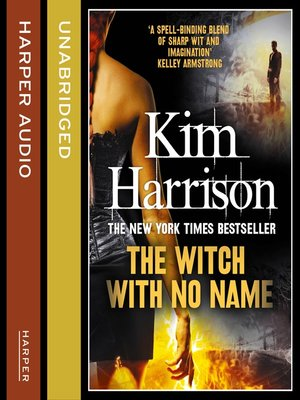 cover image of The Witch with No Name