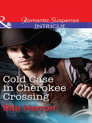 cover image of Cold Case in Cherokee Crossing