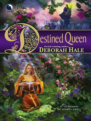 cover image of The Destined Queen