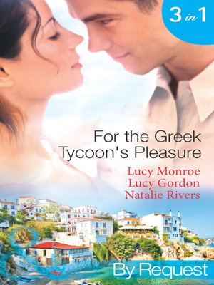cover image of For the Greek Tycoon's Pleasure
