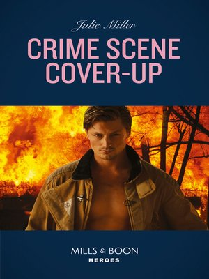 cover image of Crime Scene Cover-Up