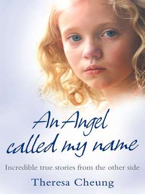 cover image of An Angel Called My Name