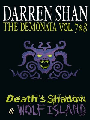 darren shan ebook free