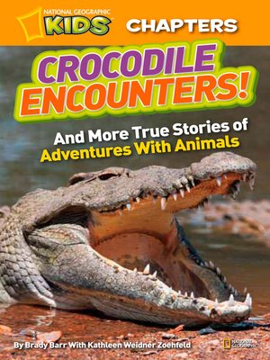 cover image of Crocodile Encounters
