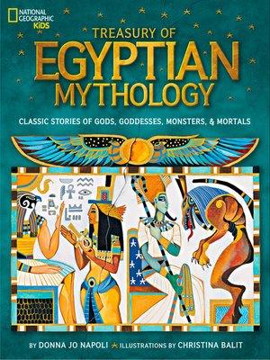 cover image of Treasury of Egyptian Mythology