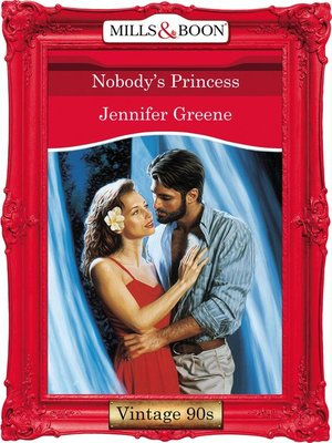 cover image of Nobody's Princess