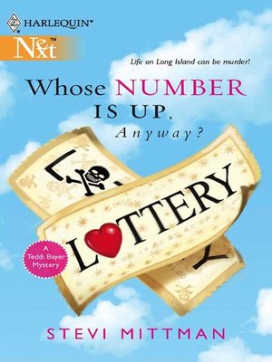 cover image of Whose Number Is Up, Anyway?