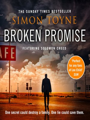 cover image of Broken Promise