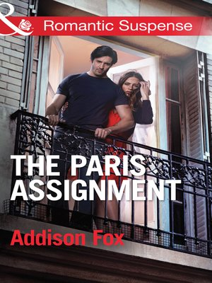 cover image of The Paris Assignment