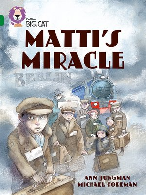 cover image of Matti's Miracle