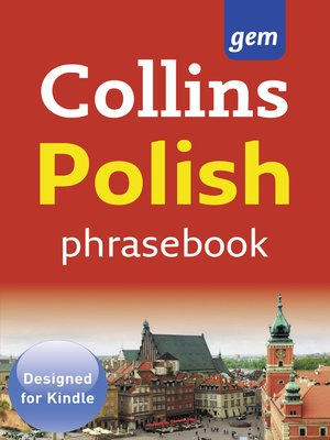 cover image of Polish Phrasebook