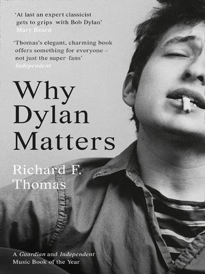 cover image of Why Dylan Matters