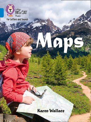 cover image of Collins Big Cat Phonics for Letters and Sounds – Maps