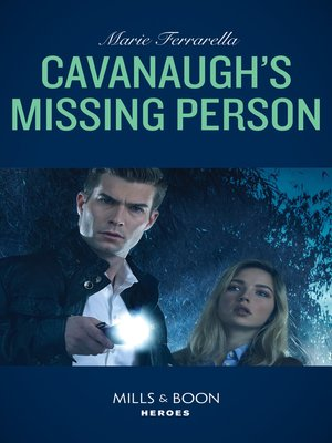 cover image of Cavanaugh's Missing Person