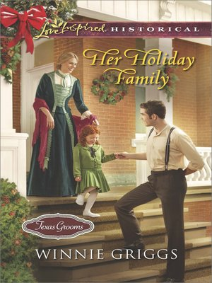 cover image of Her Holiday Family