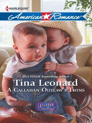 cover image of A Callahan Outlaw's Twins