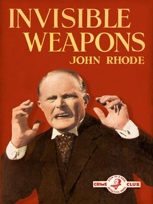 cover image of Invisible Weapons