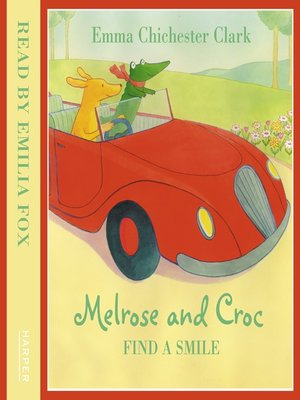 cover image of Find a Smile (Melrose and Croc)