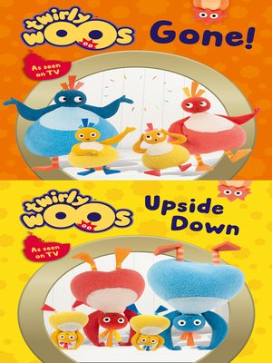 cover image of Gone & Upside Down