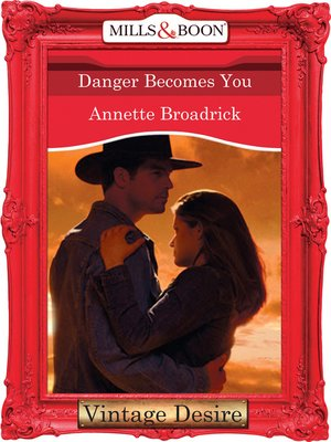 cover image of Danger Becomes You