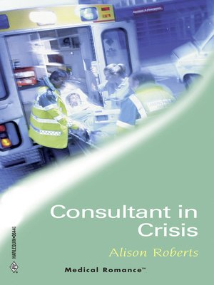 cover image of Consultant In Crisis