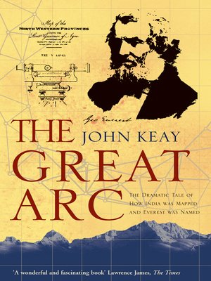 cover image of The Great Arc