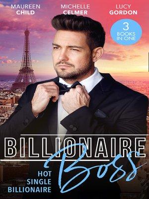 cover image of Billionaire Boss