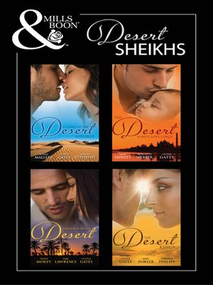 cover image of Desert Sheikhs