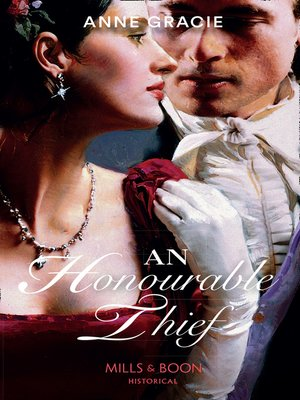 cover image of An Honourable Thief