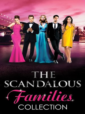 cover image of Modern Scandalous Family Collection