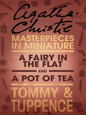 cover image of A Fairy in the Flat/A Pot of Tea