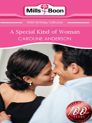 cover image of A Special Kind of Woman