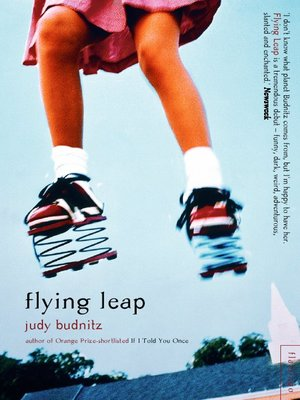 cover image of Flying Leap
