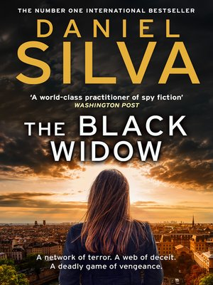 cover image of The Black Widow