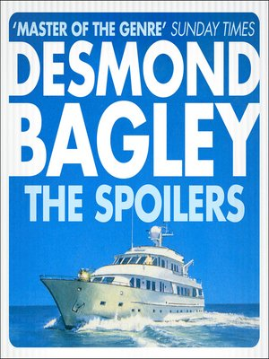 cover image of The Spoilers