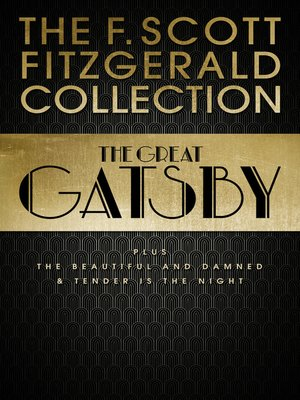 cover image of F. Scott Fitzgerald Collection